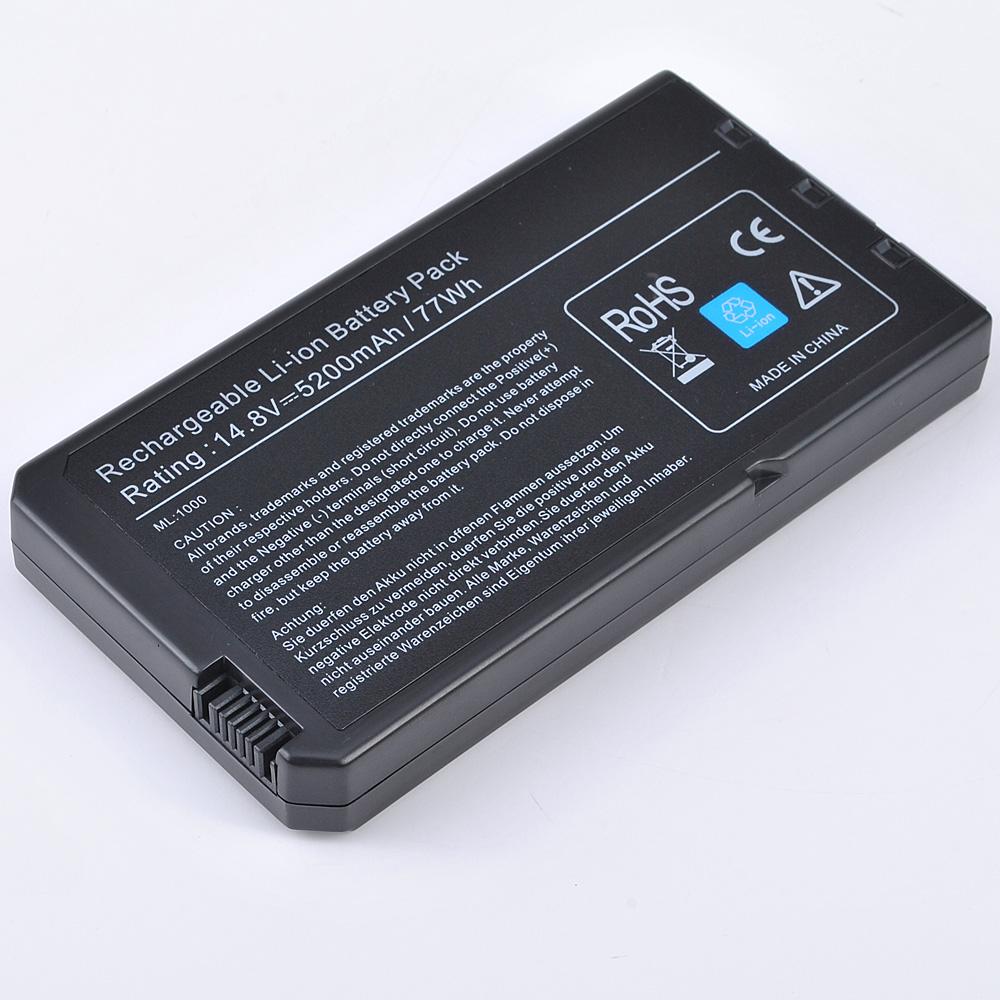 Dell inspiron 2200 Battery 14.8V 5200mAH