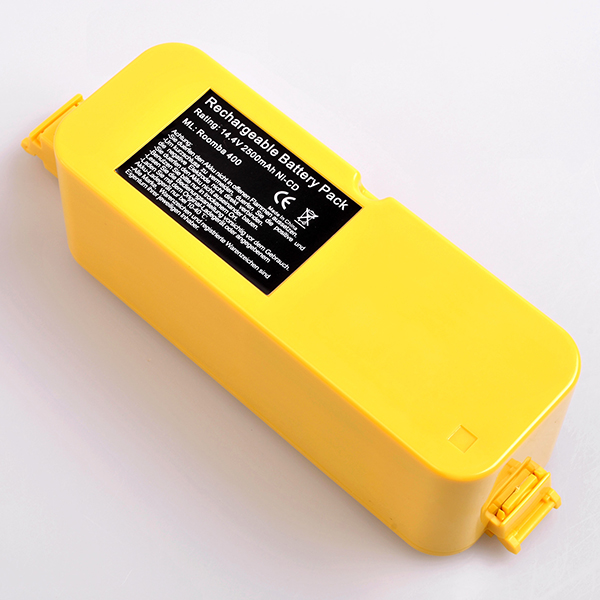 14.4V Battery for iRobot Roomba APC 4905 4000 Series