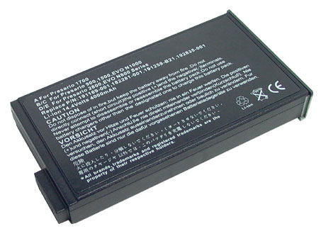 HP Compaq nc8000 Battery 4400mAh